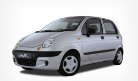 Deawoo Matiz 10€/30 days